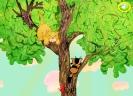 Приключения котёнка в городском парке